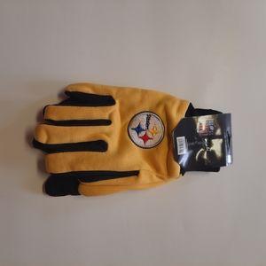 Pittsburgh steelers glove